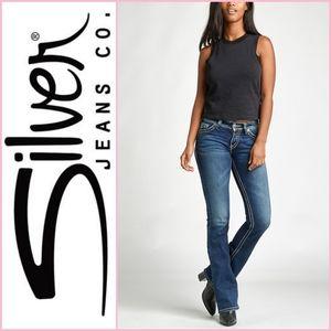 Silver Jeans Suki Bootcut Denim Jeans
